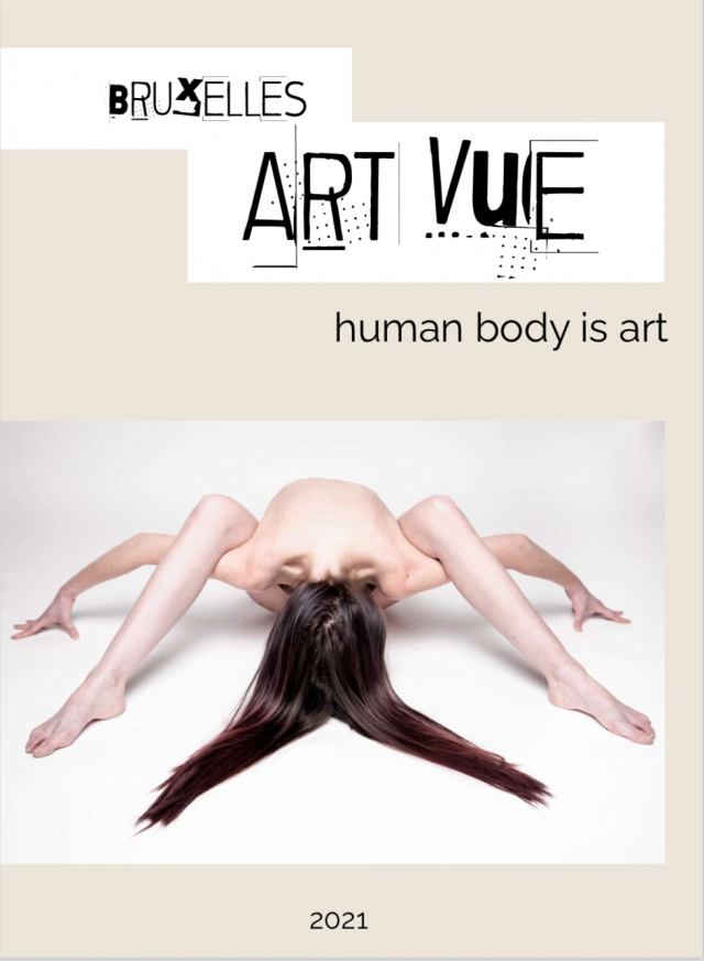 Bruxelles Art Vue - Human Body is Art